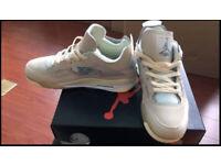 Nike Air Jordan 4 Retro Off-white