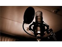 Female vocalist wanted for music projects