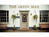 Front of House Superstar Wanted for Food Led Cambridgeshire Pub, Live in Accommodation Available