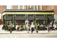 Assistant Manager, Old Street