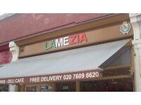 ITALIAN PIZZA CHEF / PIZZAIOLO ITALIANO