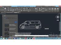 AUTOCAD 2016 PC/MAC-