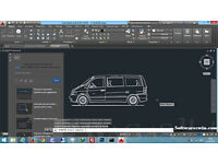 AUTODESK AUTOCAD 2016 MAC-PC