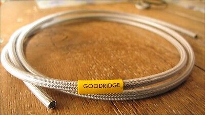 Goodridge braided brake hose-3-race/rally/kitcar/motorsport/trackday (2 meters)