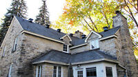 New Roofing, Residential re-roofing, roof repair, leak diagnosis