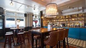 Full / part time chef for busy Soho pub