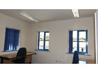 Office Accommodation to rent on a monthly all inclusive rental