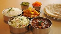 INDIAN TIFFIN – FREE DELIVERY/Mississauga area