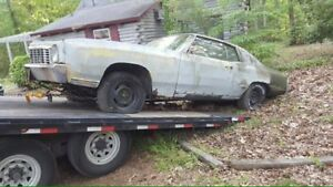 Scrap car removal any condition $100up to $5000