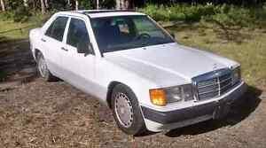 1989 Mercedes 190e !!CHEAP!!