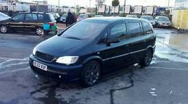 For sale Vauxhall Zafira VXR 7 SEAT PROPA ANIMAL PX WELCOME