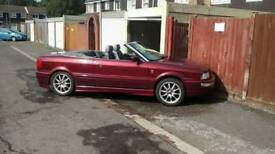 Breaking Audi 80 cabriolet 2.8 and 1.8