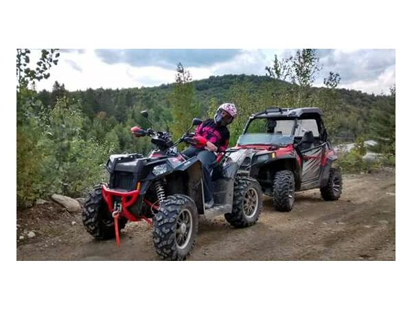Used 2013 Polaris Scrambler 850HO