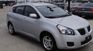 2009 Pontiac Vibe Fully Loaded.