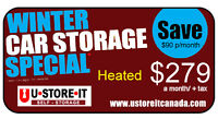 HEATED Garage Save $90 a month - Red Deer