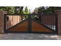 Bespoke custom made gates, railings and balconies