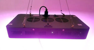 Excellent deal on 800w/450w premium LED grow lights!