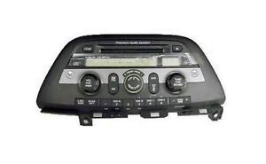 2006 Honda Odyssey Radio