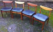 Retro G Plan Chairs