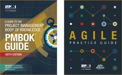 Купить  PMBOK 6th Edition+Agile Practice Guide+Q&A+Formulae+Personalized notes etc,.