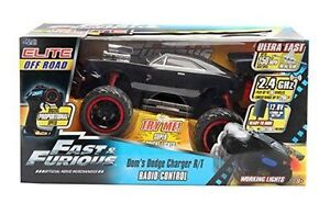 Remote control car with working headlights and tailllights