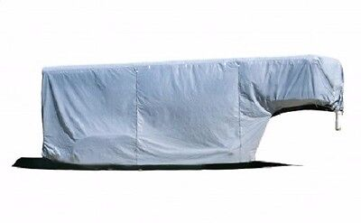 Adco SFS AquaShed Gooseneck Horse Trailer RV Cover Fits Up to 24'6'' FT - Fit Horse Trailer Cover