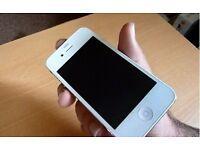 Apple Iphone 4S White 16GB - Unlocked