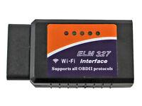 Apple iPhone ELM327 WiFi OBD2 OBDII EOBD Car Fault Code Removal Scanner