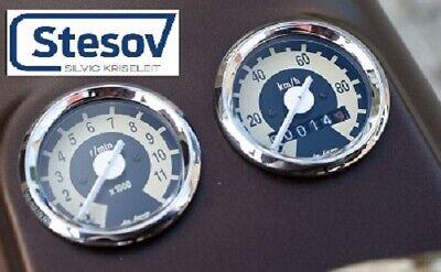Drehzahlmesser Tachometer Tacho 48mm passend für Simson Schwalbe S51 S50 NEU online kaufen
