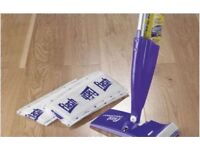 POWER MOP by Flash. All in one floor cleaning kit.