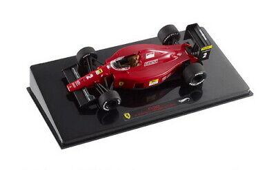 1:43 Ferrari 641 Mansell Brazil 1990 1/43 • HOT WHEELS X5518
