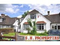 LOVELY 5 BEDROOM BUNGALOW, GARDEN, LOCATED IN PURLEY AVENUE, CRICKLEWOOD, NW2 1SJ