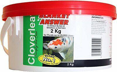 Cloverleaf BA2KG Blanket Answer, Beige,2 kg,Removal of Blanket Weed for All pets