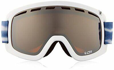 Dragon Alliance D1 OTG Onus Ski Goggles, White