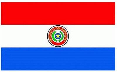 Fahne Flagge Paraguay 90x150 cm Hissfahne Flaggen TOP