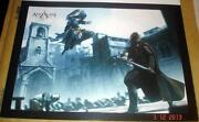 Assassins Creed Lithograph