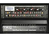 Moog Slim Phatty (VGC) £450
