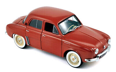 Norev Renault Renault Dauphine 1958 rot 1:18