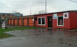 Large Storage Units for Rent