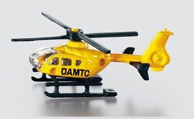 siku SIKU Austria ÖAMTC-Hubschrauber Spielzeug Modell Spielware