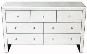 Merveilleux Mirrored Furniture | Furniture | EBay