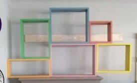 Box Shelf Unit