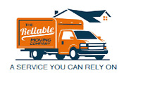 ⭐⭐⭐⭐⭐ -  5 Star The RELIABLE Moving Company $25 - (416) 832-5800