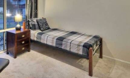 Single Bed with side table Calamvale Brisbane South West Preview
