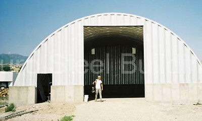 Durospan Steel 60x100x20 Metal Arch Diy Home Building Structures Factory Direct