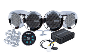 Motorcycle Stereo Upgrades / Financing / Great Deals