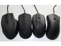 QUALITY BRANDED USB COMPUTER PC MOUSE SELECTION - £2 EACH