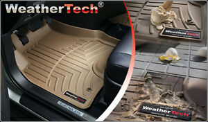WEATHERTECH FLOOR MATS For 2015/ 2016 JEEP CHEROKEE