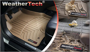 WANTED WEATHER TECH Front Mats 2015/16 JEEP CHEROKEE