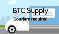 Couriers required